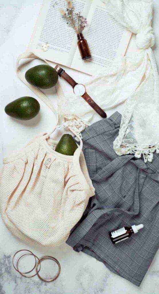 aguacate y moda